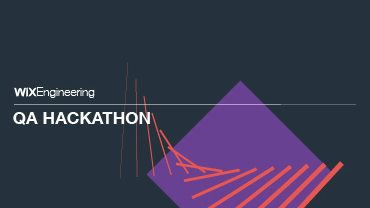 Wix QA Hackathon