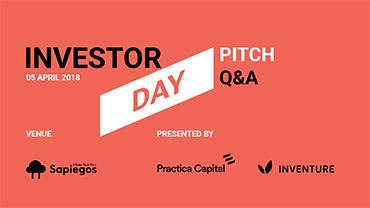 Investor Day | Practica Capital + Inventure