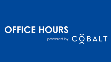 Office Hours powered by COBALT | SEASON FINALE