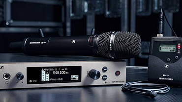Workshop: Redefine Your Perfect Broadcast Sound with Sennheiser