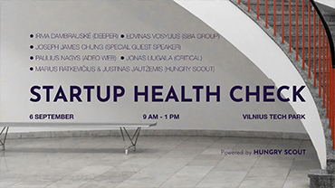 Startup Health Check | Powered by Hungry Scout