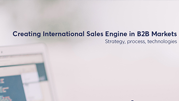 SapiegosSeries: Creating International Sales Engine in B2B Markets