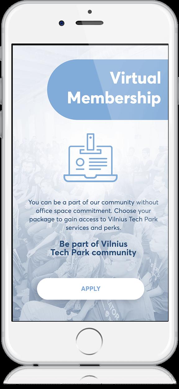 Sapiegos Virtual membership