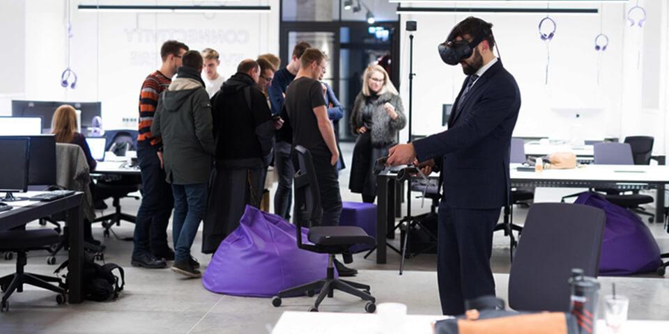 Initiatives Vilnius Tech Park