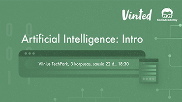 Artificial Intelligence: Intro