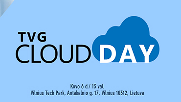 TVG Cloud Day