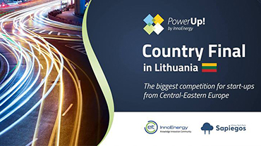PowerUp! Country Final in Lithuania