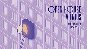[LT] Open House Vilnius