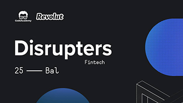 25 Disrupters: FinTech [LT]
