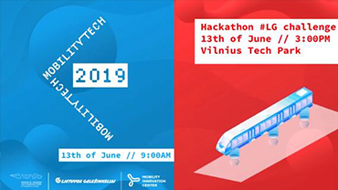 MobilityTech Hackathon #LG Challenge